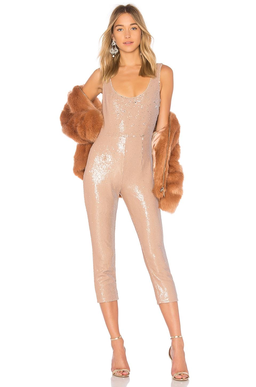 LPA Catsuit 462 in Nude