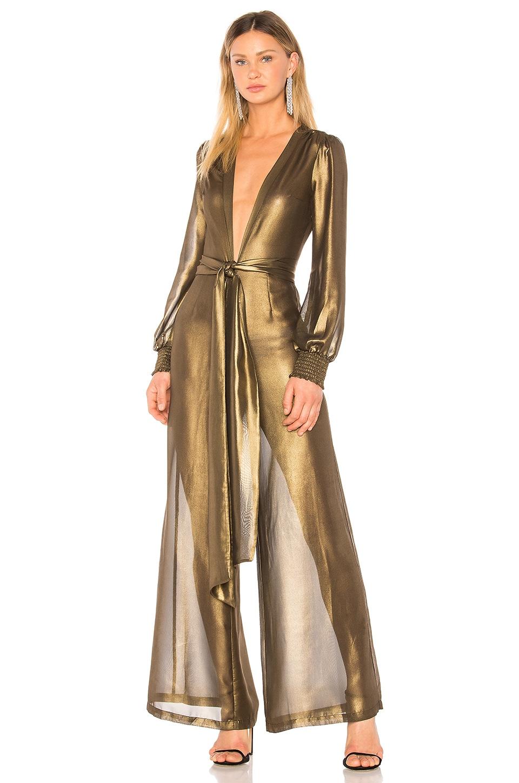 Metallic Gold Dress | REVOLVE