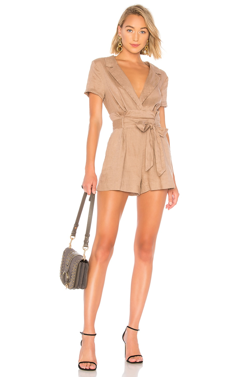 Safari Romper