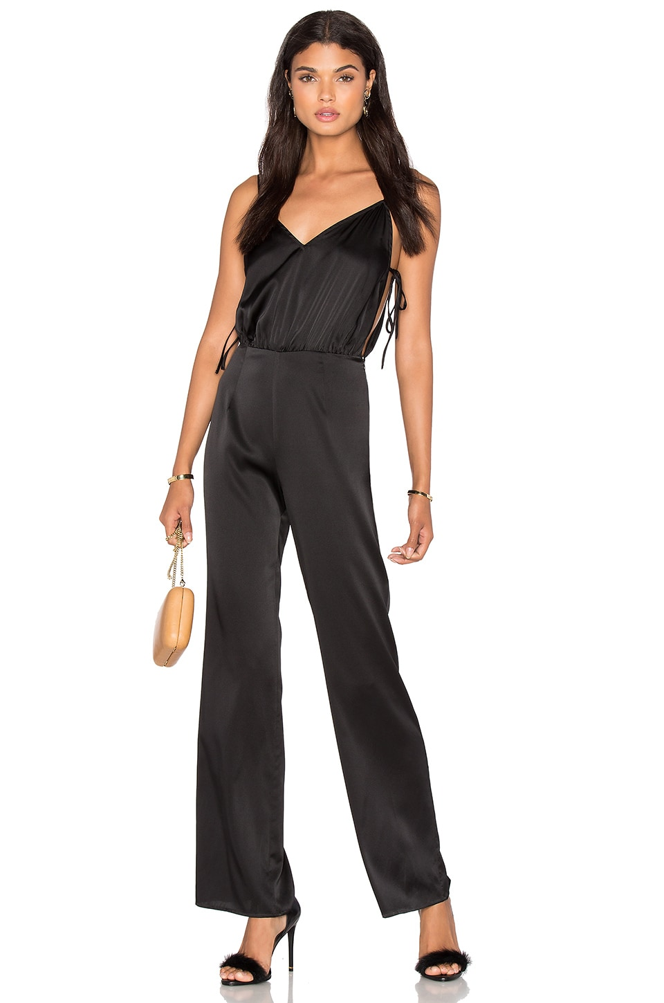 LPA Jumpsuit 15 in Black