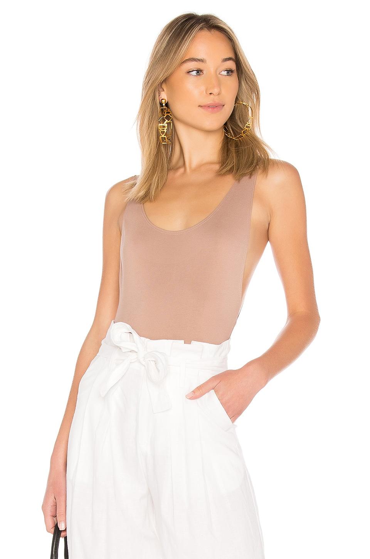 LPA Bodysuit 23 in Grey Nude
