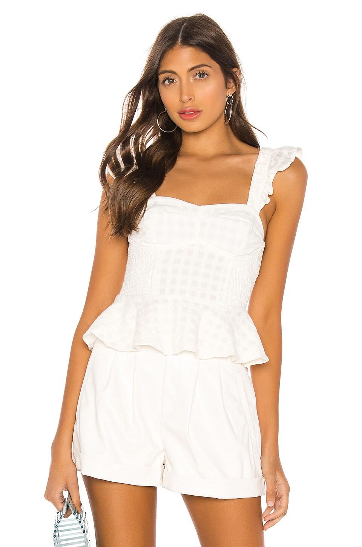 LPA Vitale Top in White