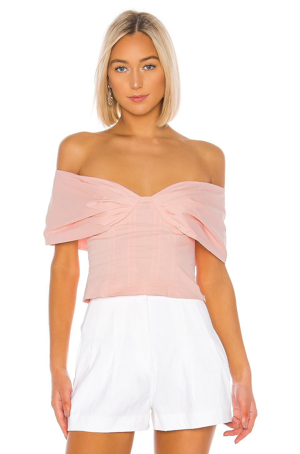 LPA Lidia Top in Baby Pink
