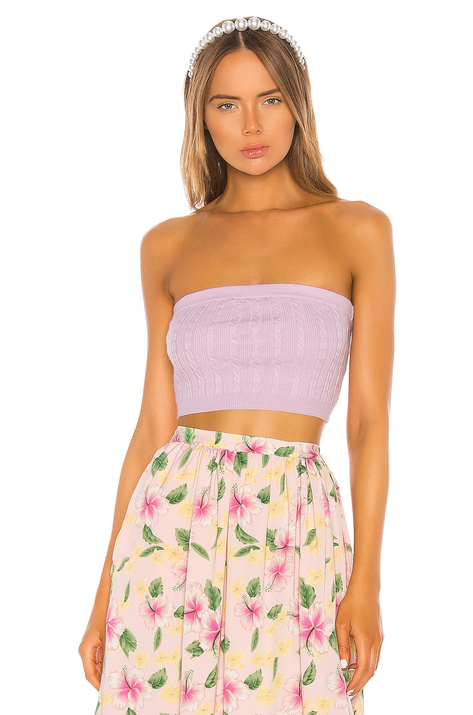 LPA Louise Top in Lavender