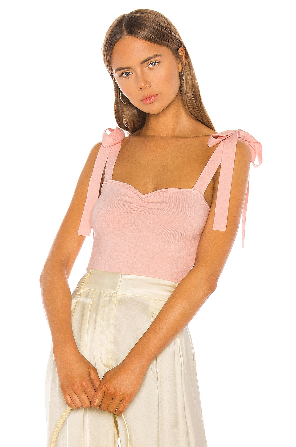 LPA Betty Top in Light Pink