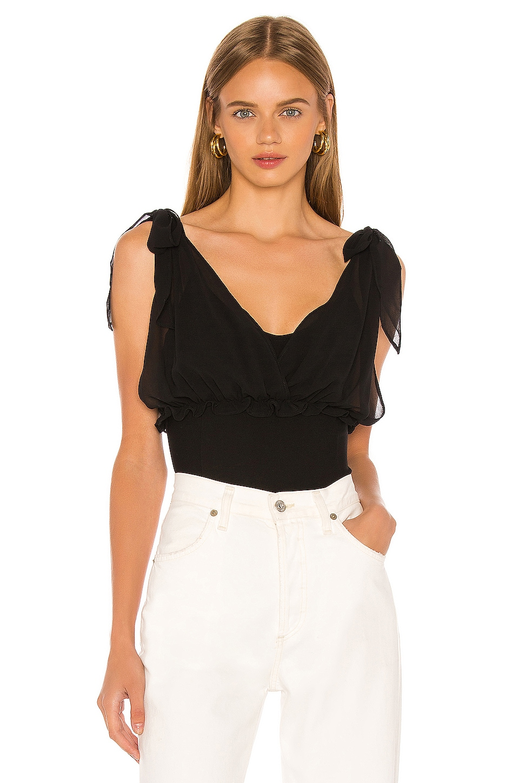 LPA Carla Bodysuit in Black