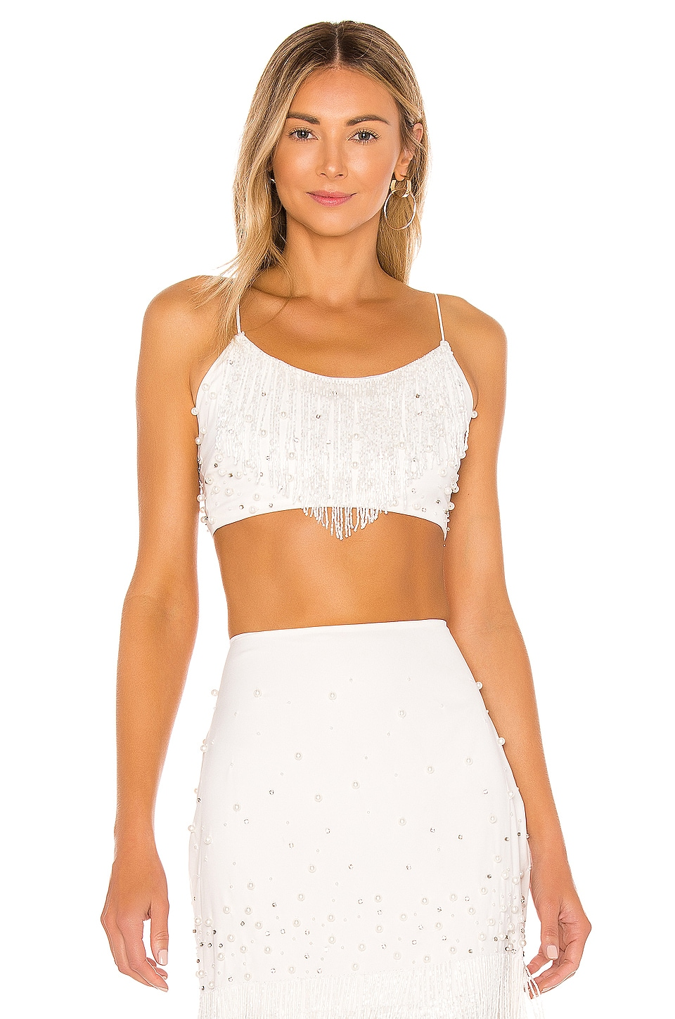 LPA Edie Top in White