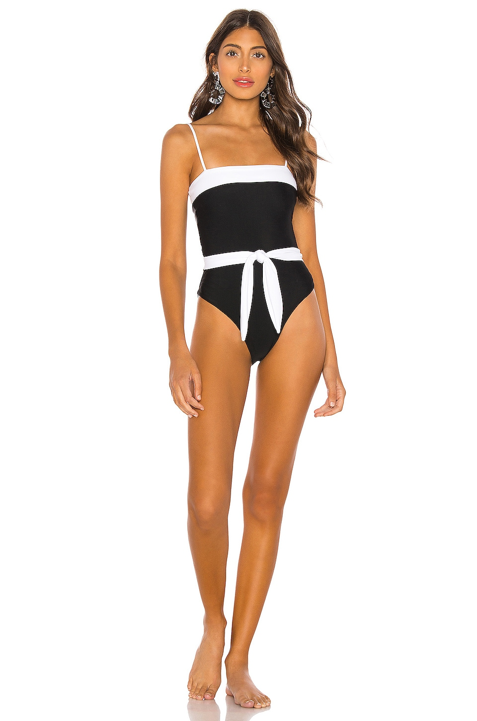 LPA Foster One Piece in Black & White