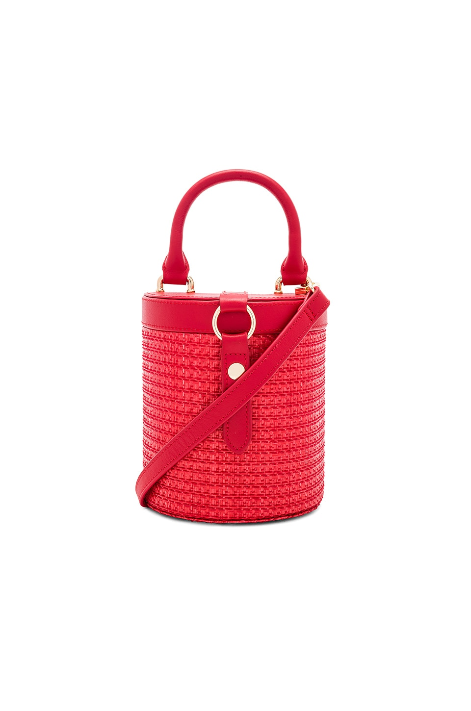 LPA Gia Bag in Ruby