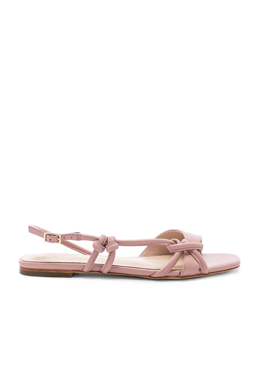 LPA Fran Sandal in Ash Pink