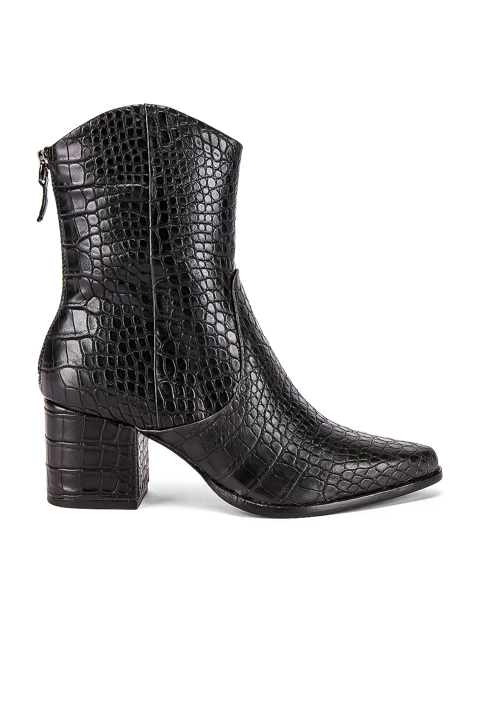 LPA Ludo Bootie in Black