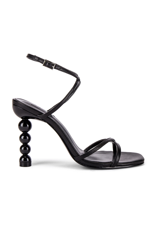 LPA Lara Heel in Black