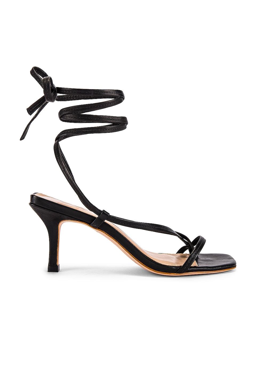 LPA Raphael Heel in Black