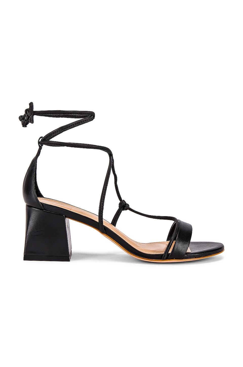 LPA Addalyn Heel in Black