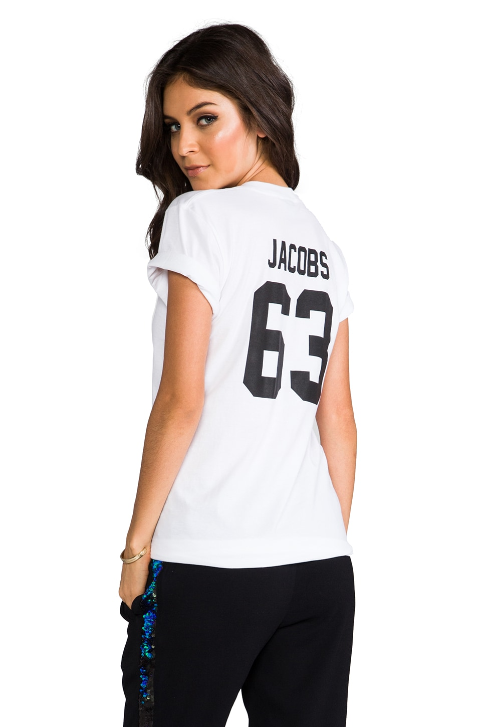 LPD New York LPD NYC Jacobs Tee in White