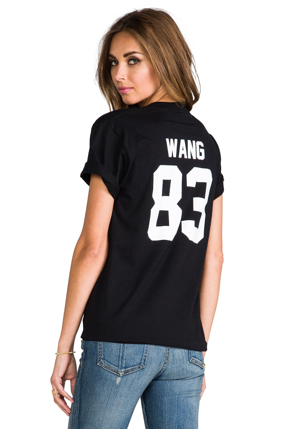 LPD New York LPD NYC Wang Tee in Black