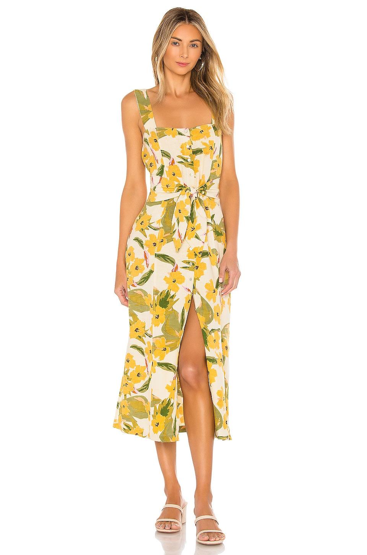 L*SPACE Mykonos Dress in Ibiza Floral