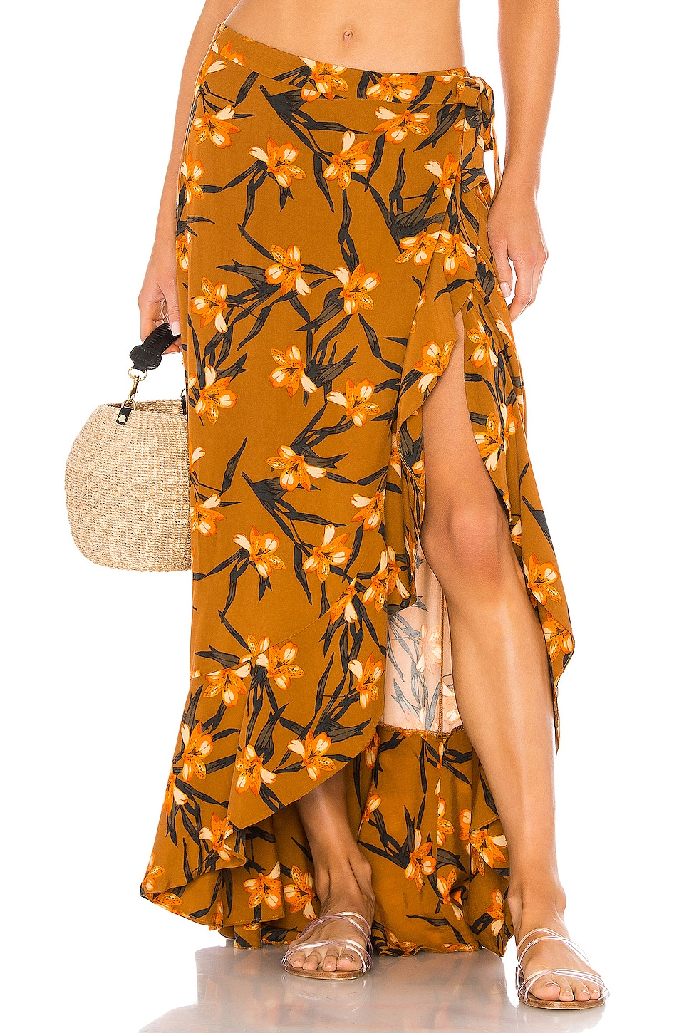 L*SPACE Desiree Skirt in Love Song Floral