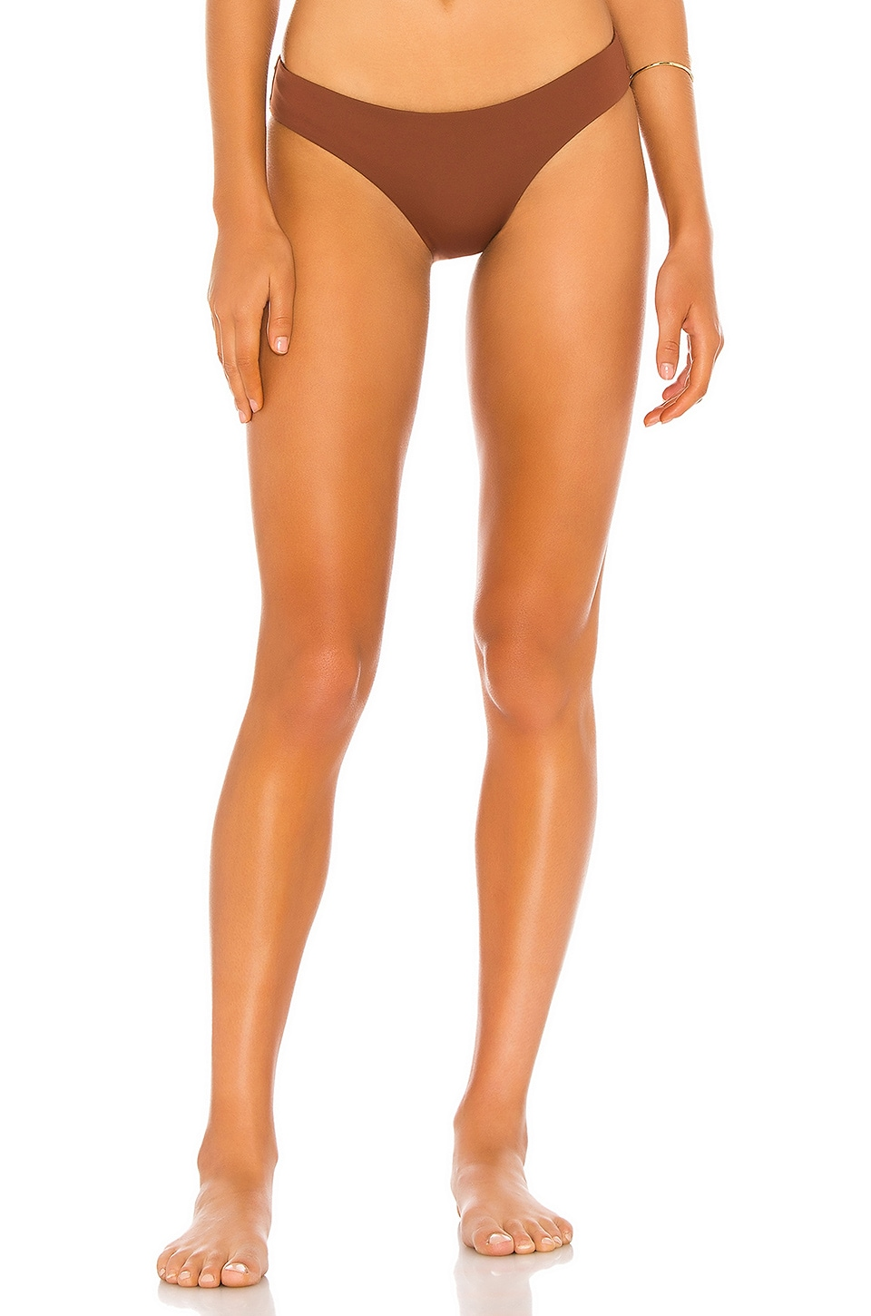 L*SPACE Sandy Classic Bottom in Tobacco