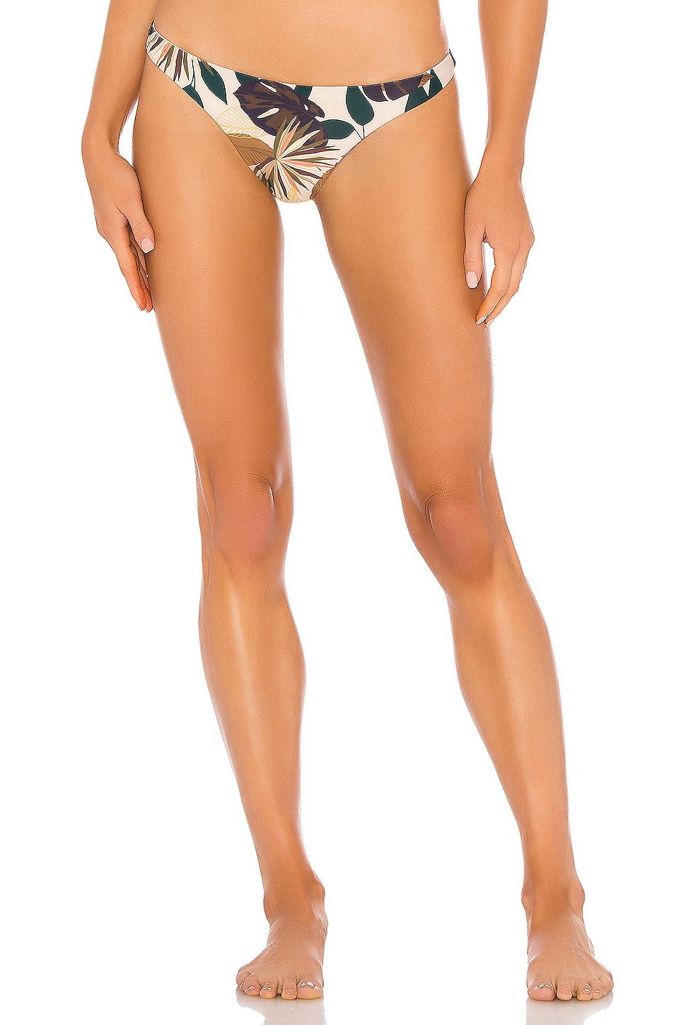 L*SPACE Camacho Classic Bottom in Lotus Land Floral