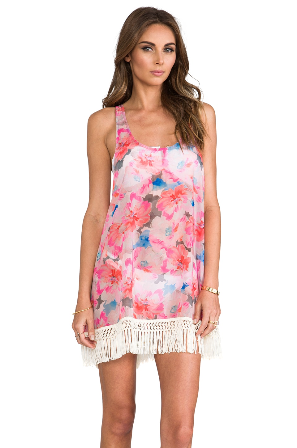 L*SPACE Kuta Bay Cover Up en Multi