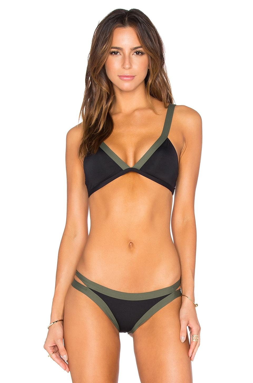 L space flashback bikini