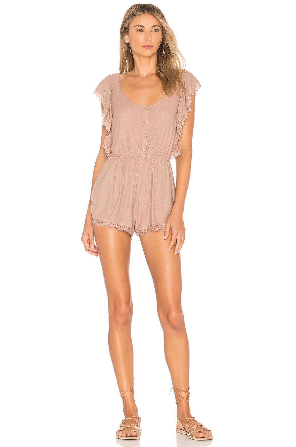 Sweet Life Romper by L*SPACE