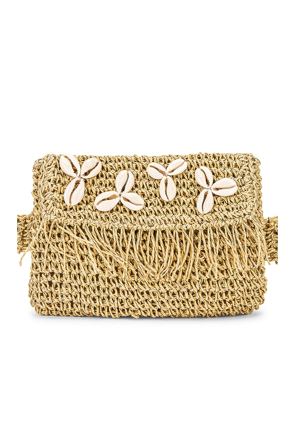 L*SPACE Sienna Fanny Pack in Natural