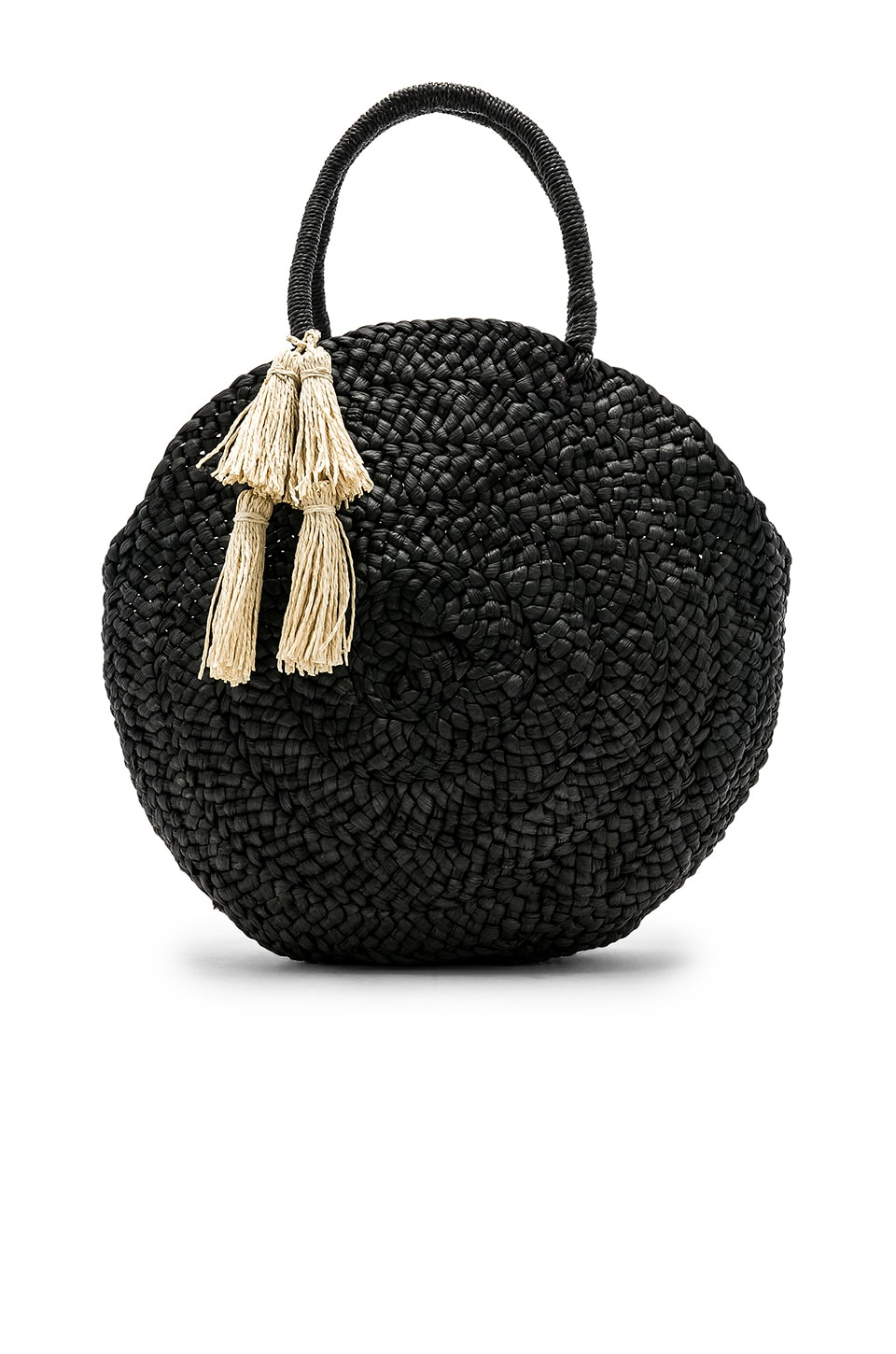 L*SPACE Beach Weekend Bag in Black