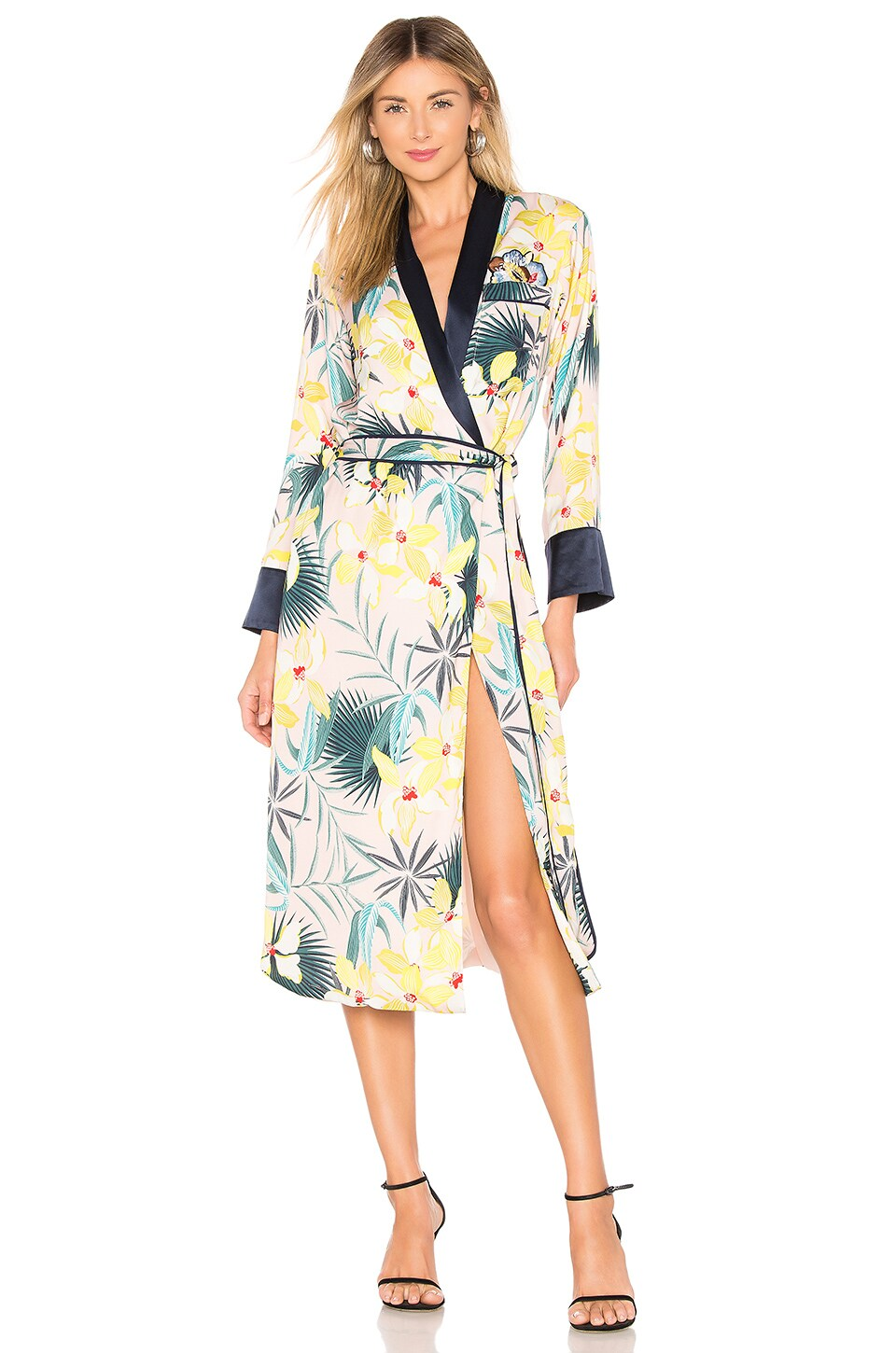 Le Superbe Desmond Robe Dress in Hawaii