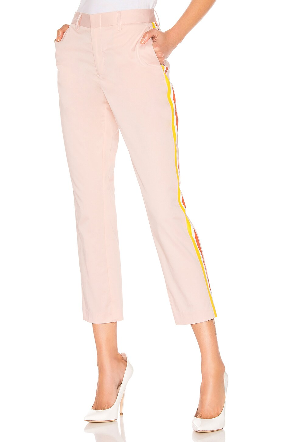 Le Superbe Saint Honore Pant in Blush