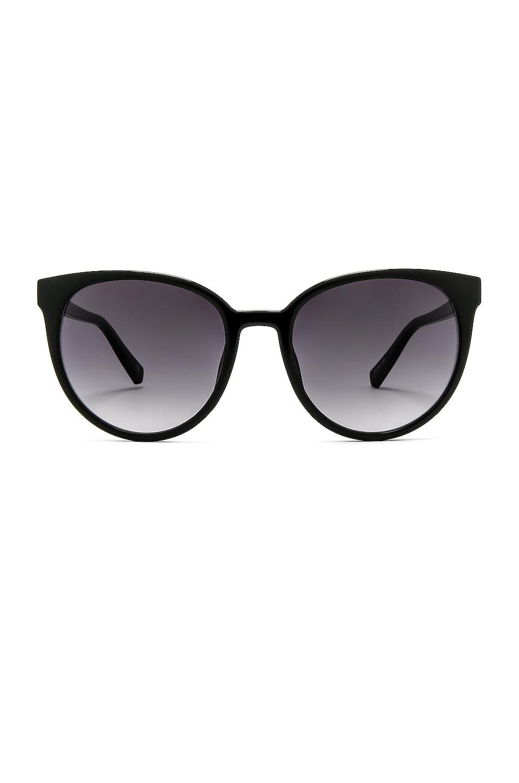 Le Specs Armada in Black & Smoke Gradient