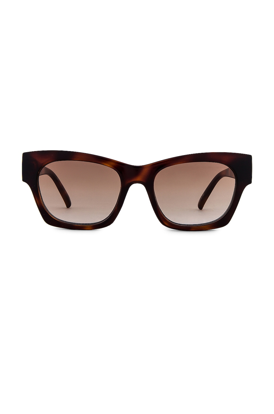 Le Specs Rocky in Tort & Brown Gradient