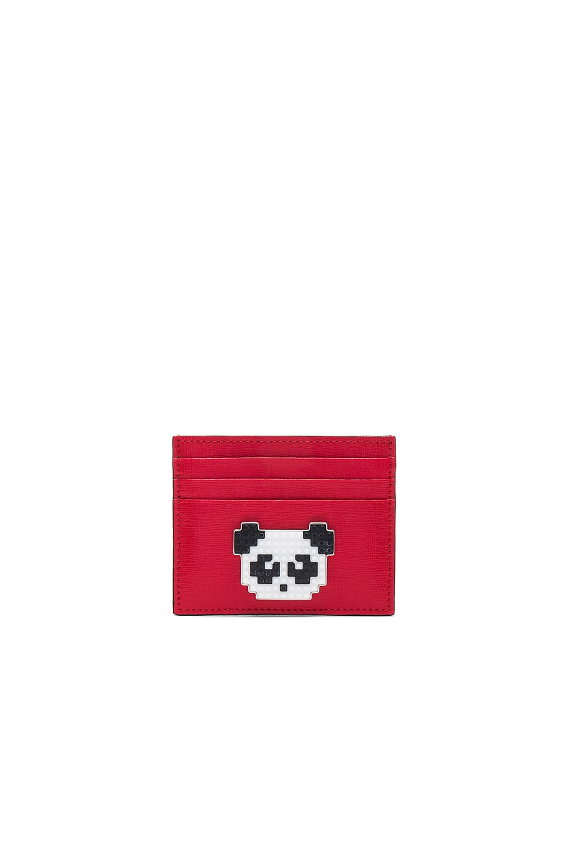 Panda Cardholder by Les Petits Joueurs