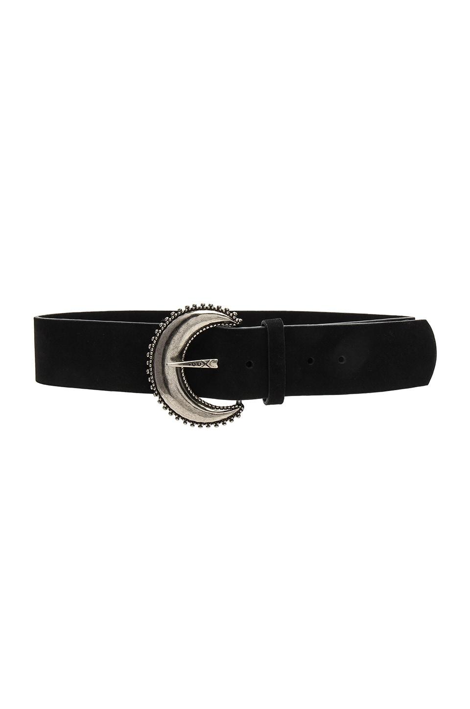 LOVESTRENGTH Luna Belt in Black