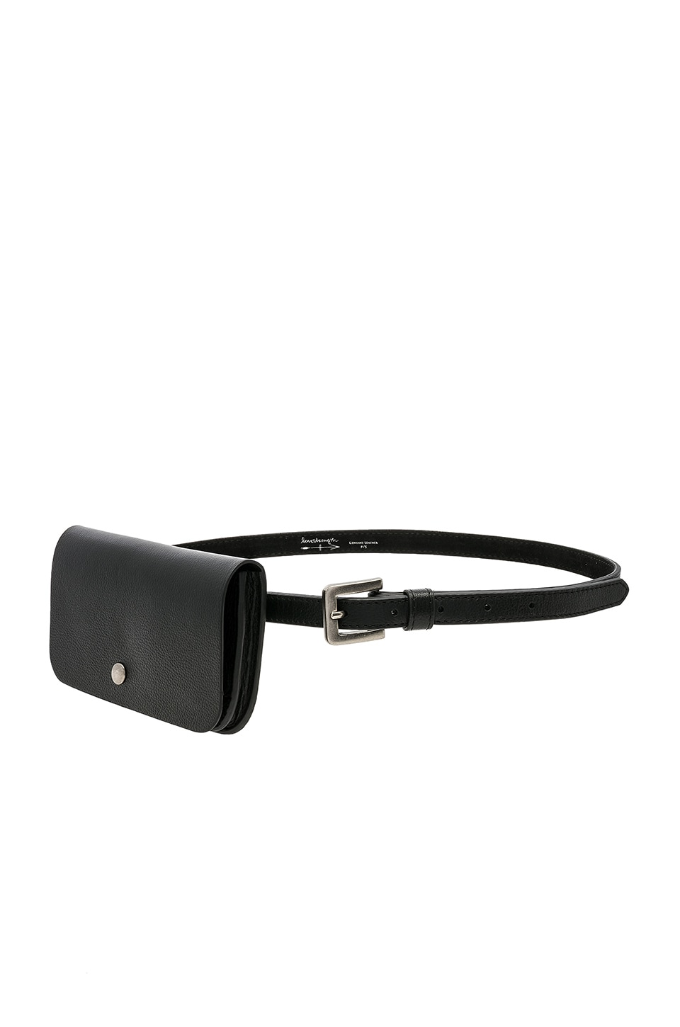 Lovestrength x REVOLVE Penny Belt Bag in Black