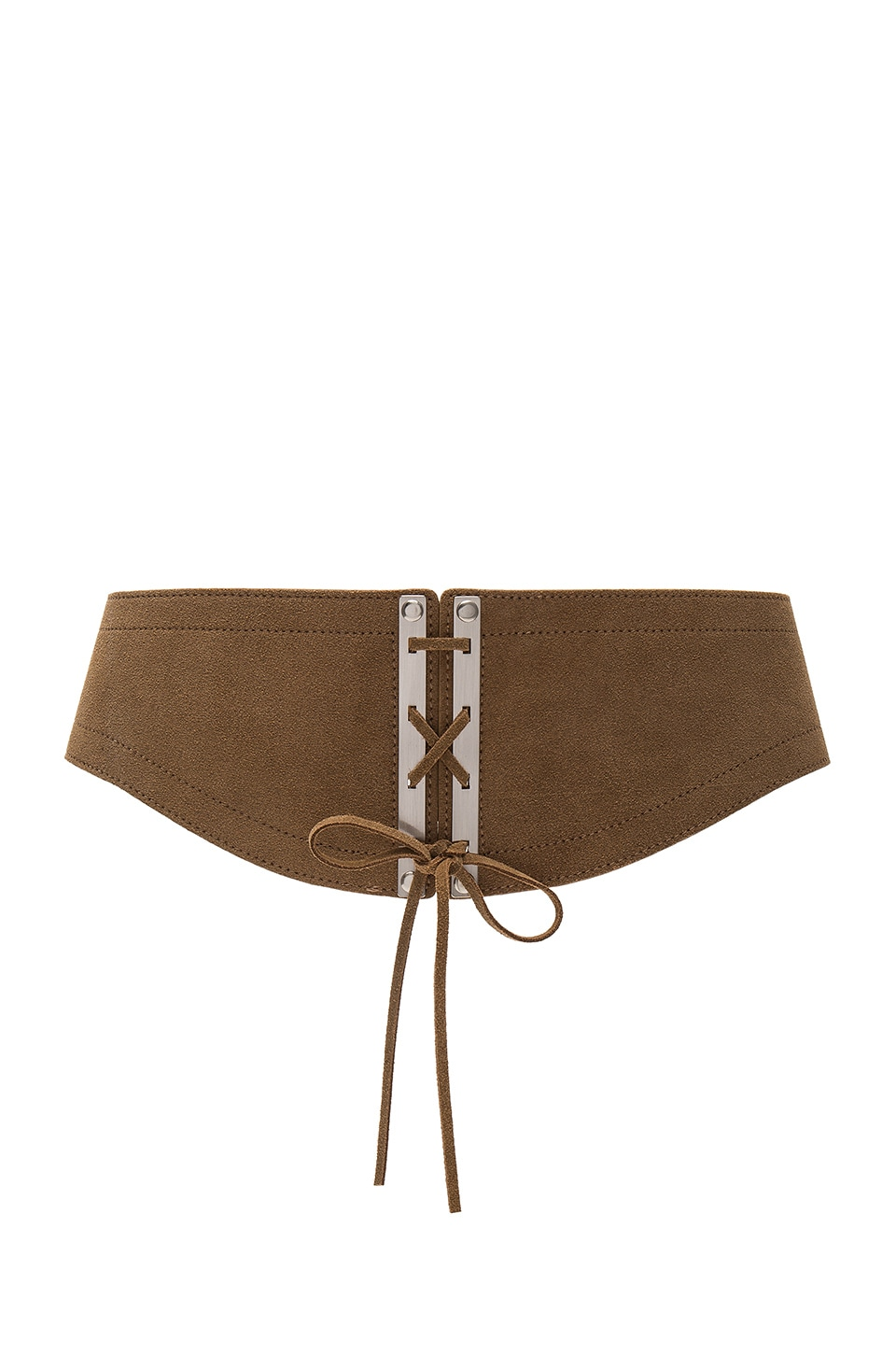 Lovestrength Roxy Waist Belt in Tan