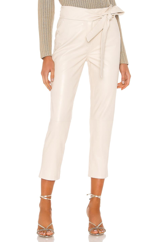 LTH JKT Bea High Waisted Pants in Vanilla