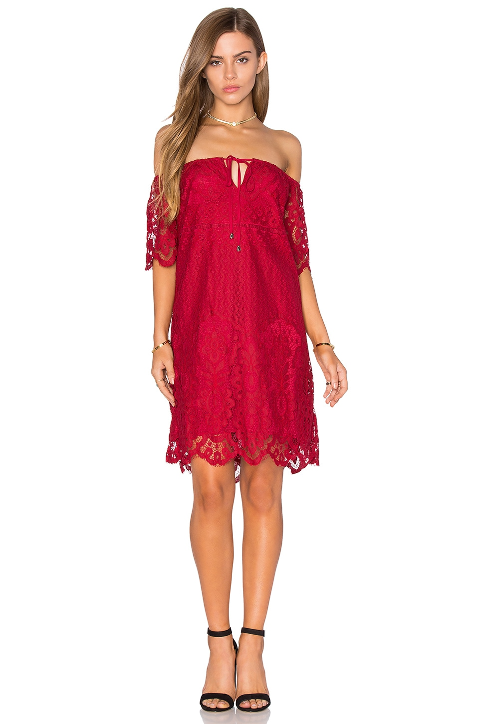 Lace Dress by Lucy Paris
