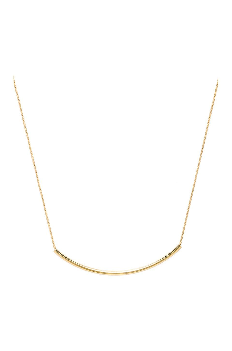 Lucky Star Luca Necklace in Gold