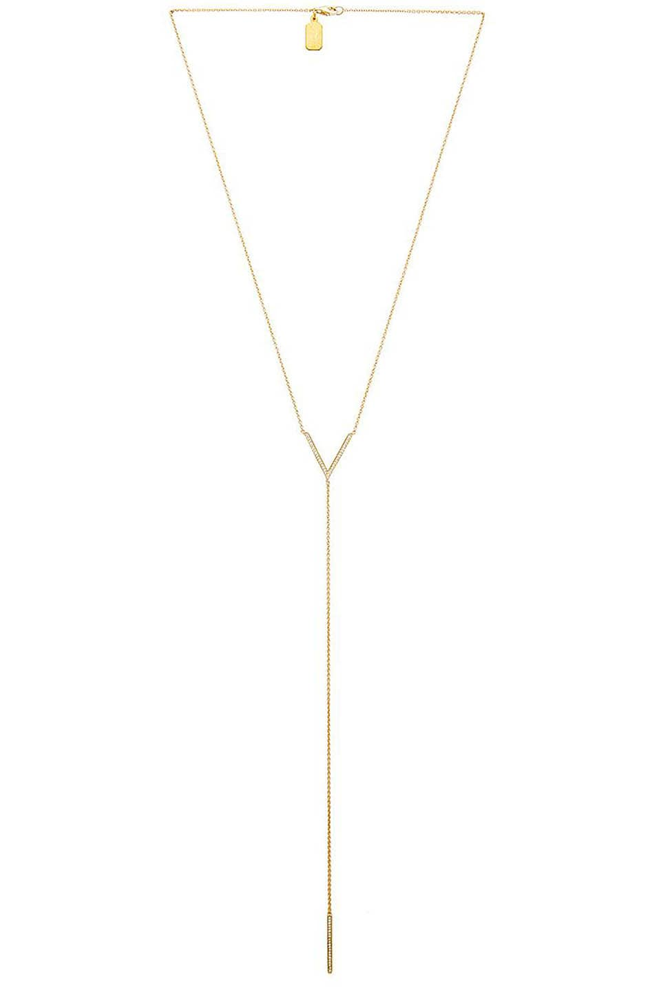 Lucky Star Victory Necklace in Gold