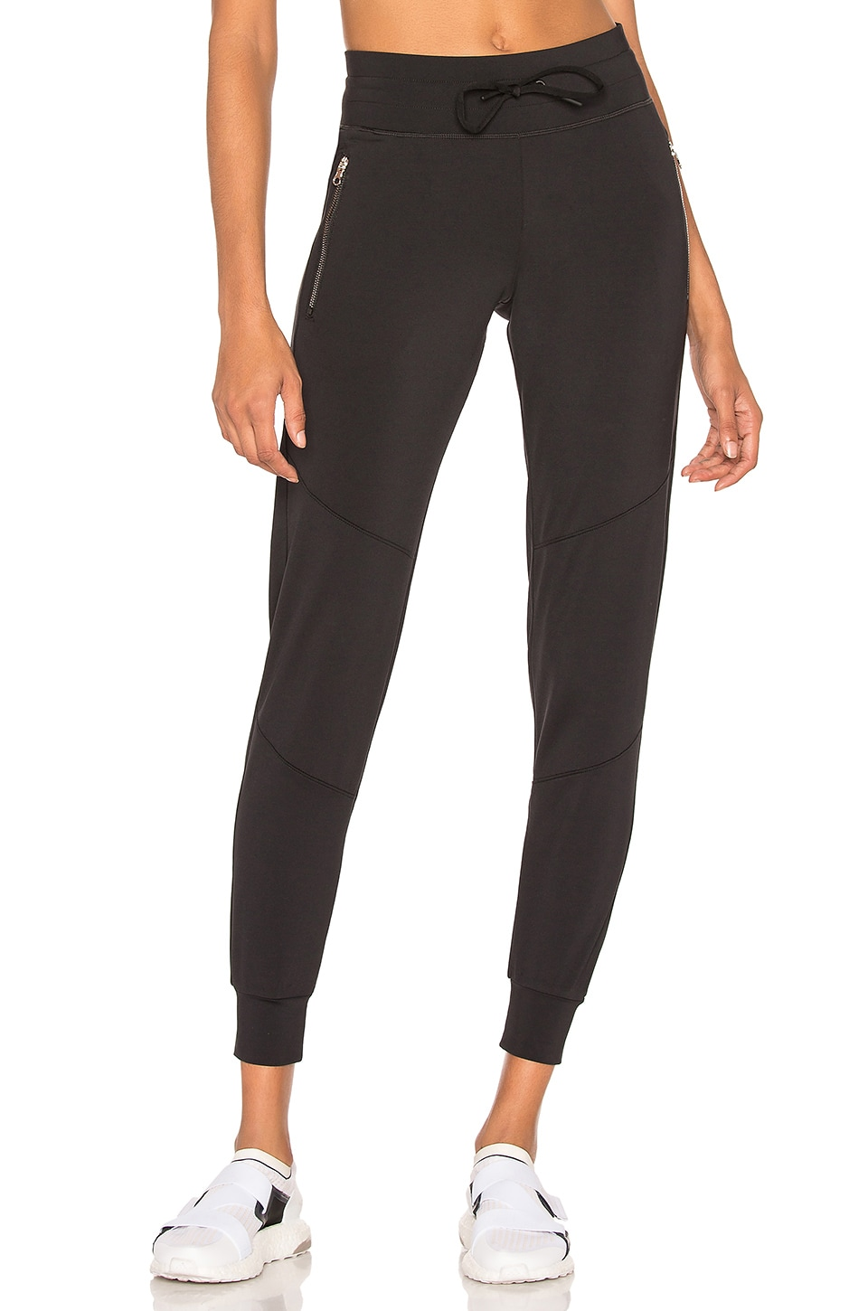 LUKKA LUX Singled Out Jogger Ii in Black