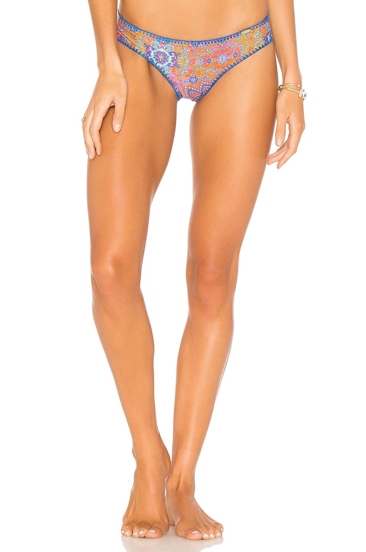Stitched Bikini Bottom by Luli Fama Swimwear