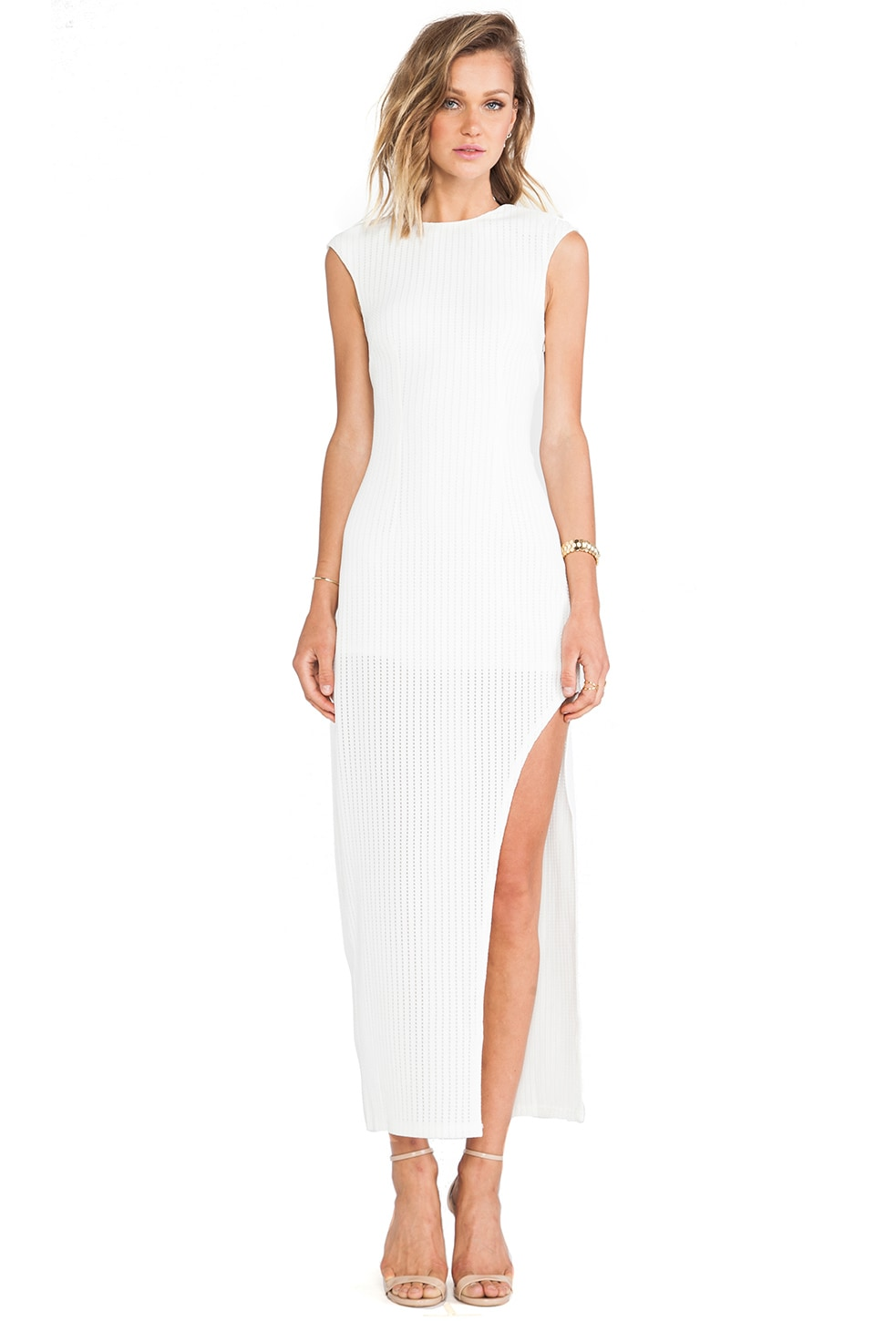 Lumier Web of Life Maxi in White