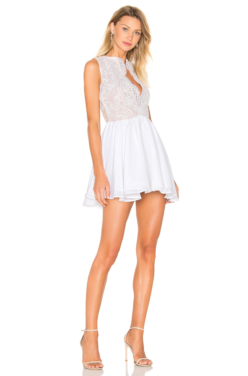 Tres Jolie Mini Dress by Lurelly