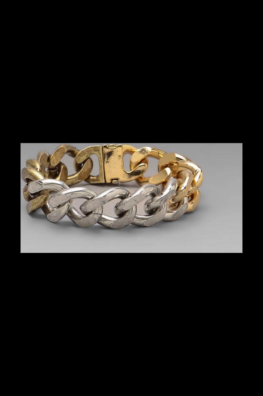 Luv AJ Ombre Chain Bracelet in Ombre