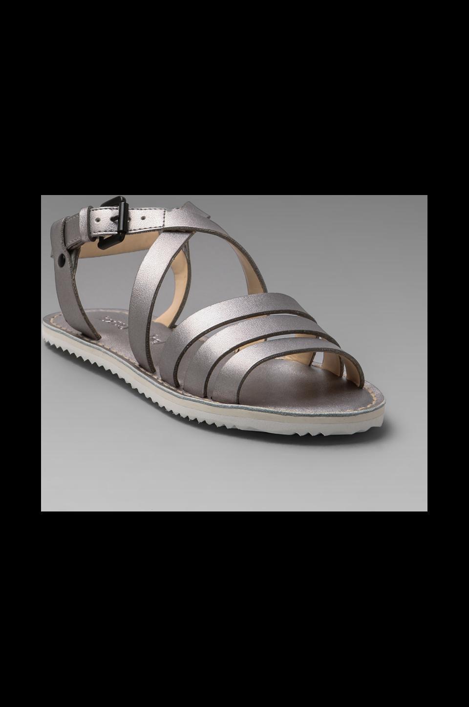 Luxury Rebel Selma Sandal in Cemento