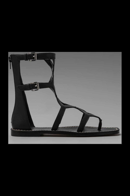 Luxury Rebel Kendall High Sandal in Black