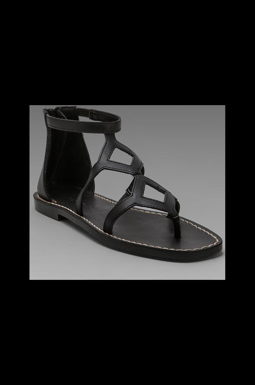 Luxury Rebel Kendall Sandal in Black