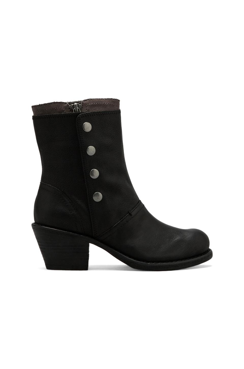 Luxury Rebel Beck Bootie in Black